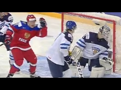 Молодёжный чемпионат мира по хоккею 2016. Финал. Россия