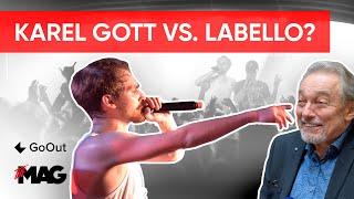 KAREL GOTT VS LABELLO? Křest AUTOTUNE AF 2 ve Futuru