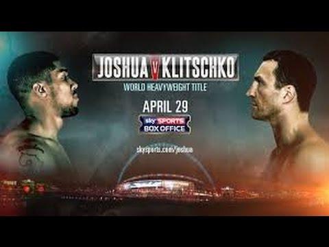 Dwyer 17-4-27 Differences of Opinion on Anthony Joshua v. Klitschko