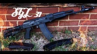 Arsenal/FIME SGL 31-61 5.45x39 AK-74 Review