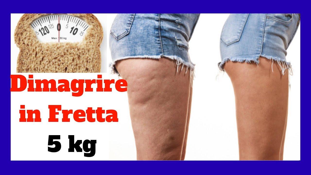 Dimagrire in Fretta 5 Kg