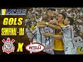 Gols Corinthians 3 x 3 Orlândia - Semi Final IDA Liga Nacional de Futsal 2015 (31/10/2015)