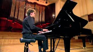 Szymon Nehring – Etude in A minor Op. 25 No. 11 (first stage)