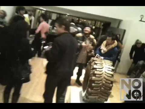 Damon Dash Presents: DASH GALLERY GRAND OPENING: Group Exhibition: Part 5 Of 5