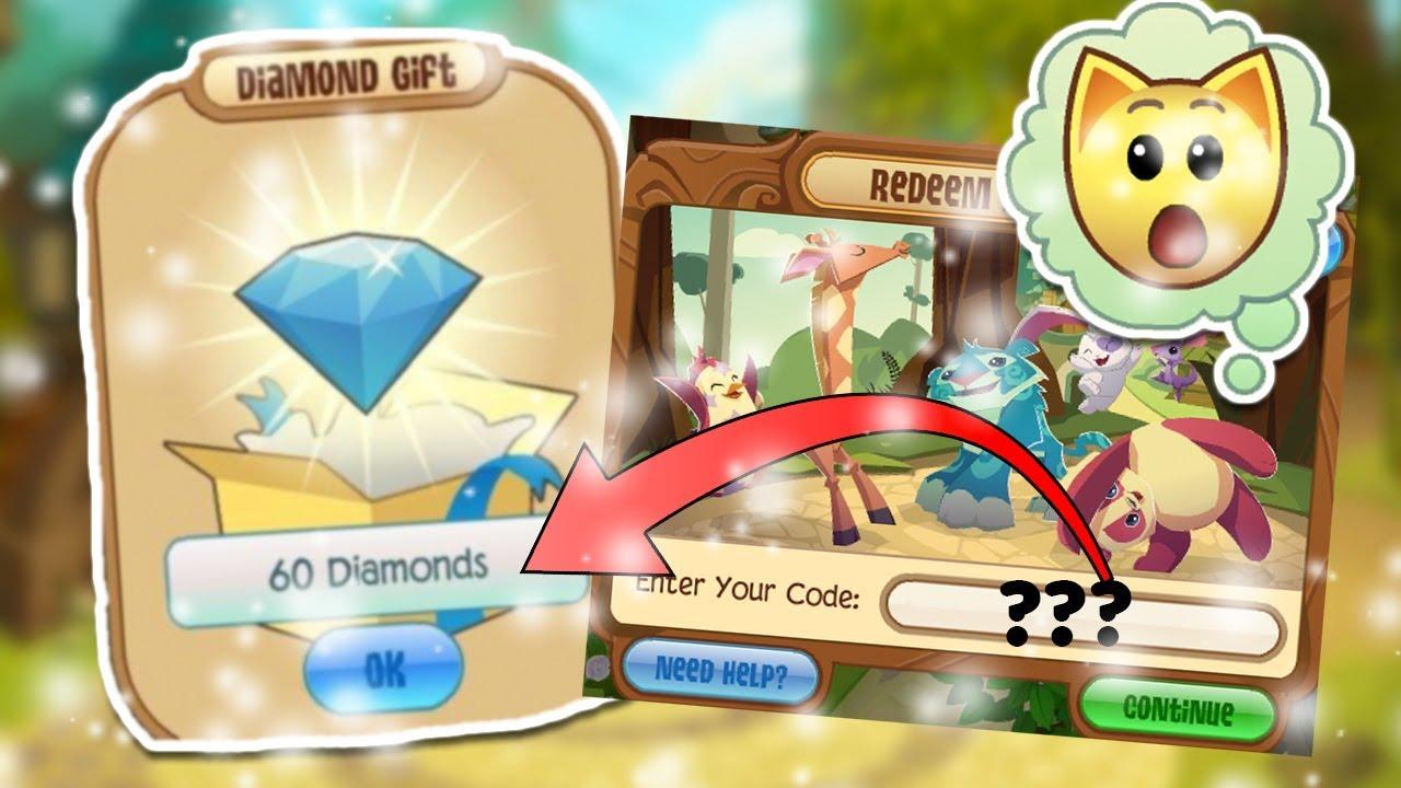 *NEW* DIAMOND PROMO CODE? | Animal Jam