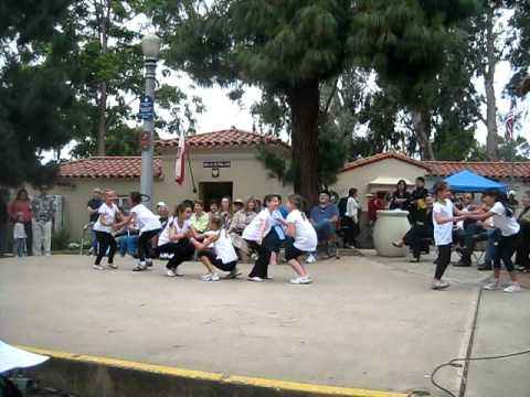 Tarbuton, Israeli Dance Troupe - Children - 2011 - House Of Israel Reopening San Diego