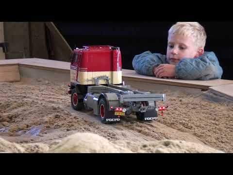 Rc Truck ( 10th Anniversary On The Track In Durup)