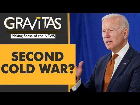 Gravitas: Biden rallying democracies for second Cold War?