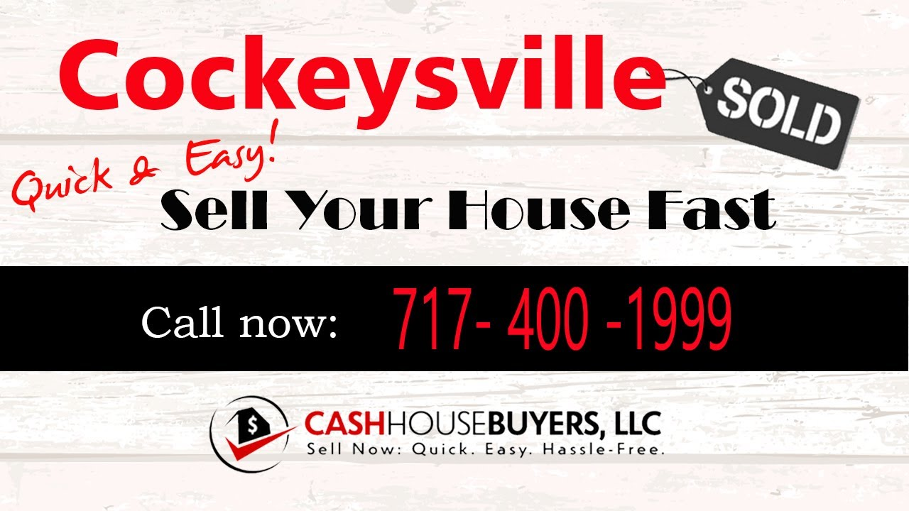 HOW IT WORKS We Buy Houses Cockeysville MD   CALL 7174001999   Sell Your House Fast Cockeysville MD