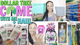 COME WITH ME TO DOLLAR TREE HAUL! NEW ORGANIZATION FINDS NEUTRAL COLOR!