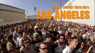 mad decent block party 2011 los angeles music video