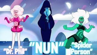 MY FRIEND Guesses Steven Universe Characters video thumbnail