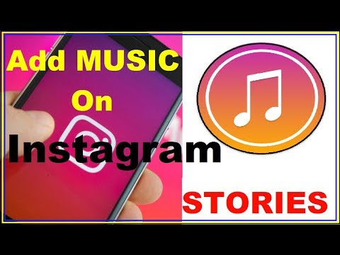 How to add Music & Song to Instagram Stories