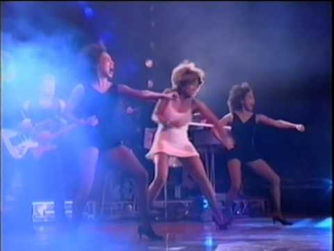 Tina Turner - Proud Mary - 1993