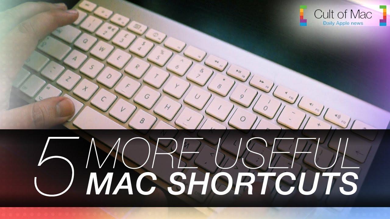 Top 10 Mac keyboard shortcuts everyone should know