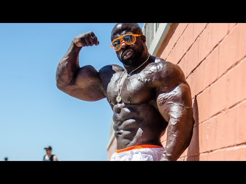 Bicep Workout🏋 // Kali Muscle