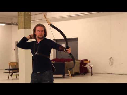 Archery Practice Shooting