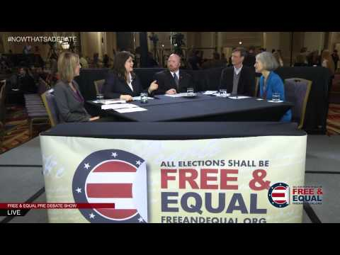 Free And Equal Pre Debate Show - 10/23/2012