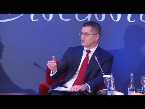 Ian Bremmer, Kevin Rudd and Vuk Jeremic on China-US relations   Horizons Discussion