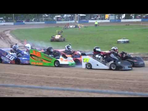 8-6-17 CNY UAS Heat 1B at Starlite Speedway