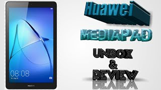 Huawei Mediapad T3 7 unboxing & review 2019.