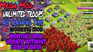 How to download clash of clans hacked version from chrome