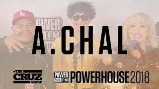 A.CHAL Says New Music in a Month with Swae Lee and what the West Coast Means to Him