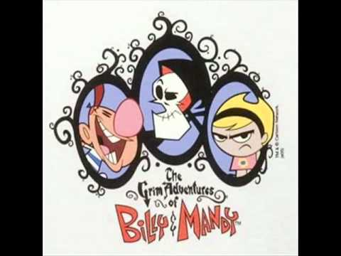 The Grim Adventures Of Billy And Mandy Credits Theme Song