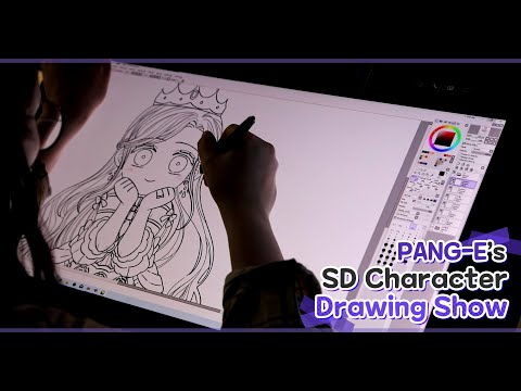Pang-e's SD Character Drawing Show (0)