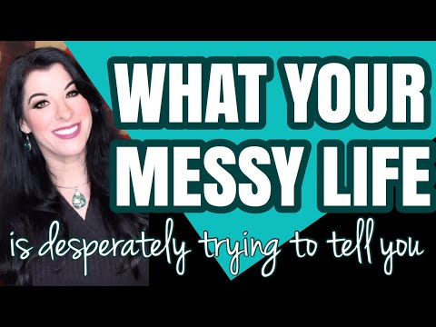 The Psychology of Disorganization and Clutter / the real reasons you can't get organized or clean up