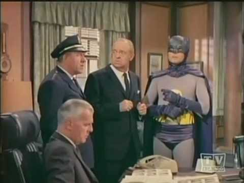 Batman: Human brain