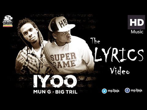 Iyoo [ Saida Kaloli Remix ] Lyrics Video - Mun G & BigTril