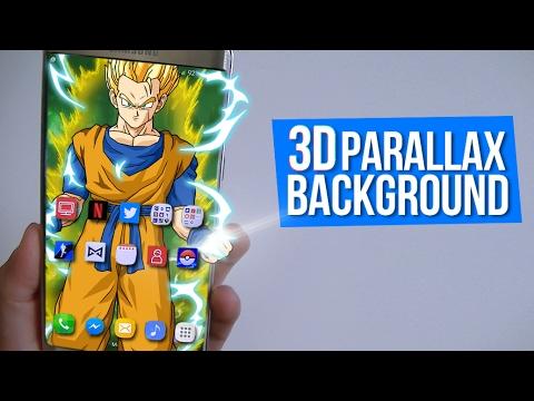 Des Fonds Décrans Magnifiques Impressionnants 3d Parallax Background