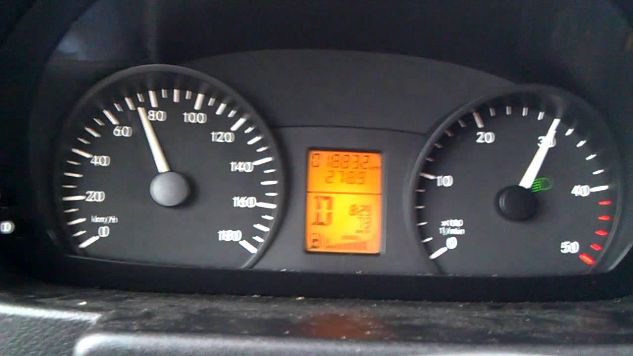 Mercedes Benz Sprinter 316 Cdi 20 120 Kmh YouTube