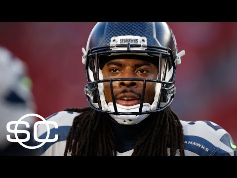 Richard Sherman Discusses Trade Talks, Russell Wilson And More | SportsCenter | ESPN