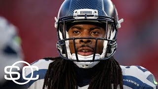 Richard Sherman Discusses Trade Talks, Russell Wilson And More | SportsCenter | ESPN thumbnail