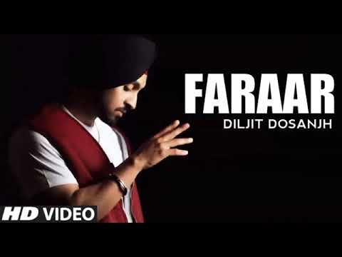 Faraar - Diljit Dosanjh (Full Song) | G.O.A.T Album | New Punjabi Song 2020