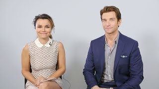 Pretty Woman Stars Samantha Barks and Andy Karl Answer Our Burning Questions