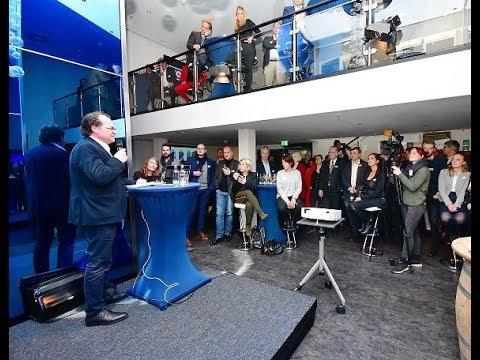 Speakers Night am 08.01.2018 im Radisson Blu Hamburg