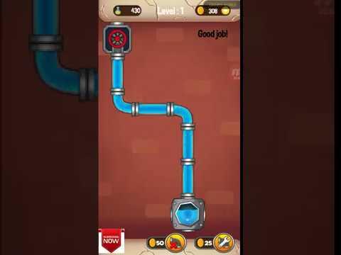 Game plumber level 1 to 5 walkthrough