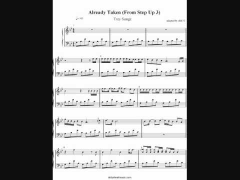 Trey Songz - Already Taken (Piano Cover) by Aldy Santos