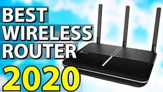 ✅ TOP 5: Best Wireless Router 2020