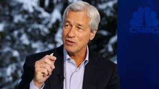 Watch CNBC's full interview with JPMorgan CEO Jamie Dimon
