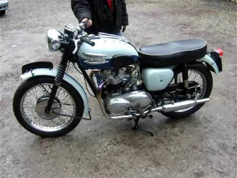 Triumph Bonneville 1960 T120