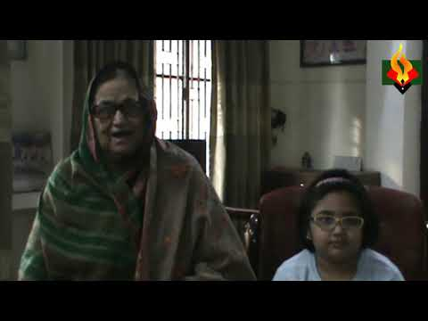 Interview Of Dr M A Mannan(Late)&Hasina Mannan.Boalkhali.CTG. F Fighter.FF.Narrated By WifeHMannan
