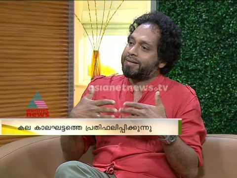 Interview : Riyaz Komu (artist Co-founder of the Kochi Biennale )