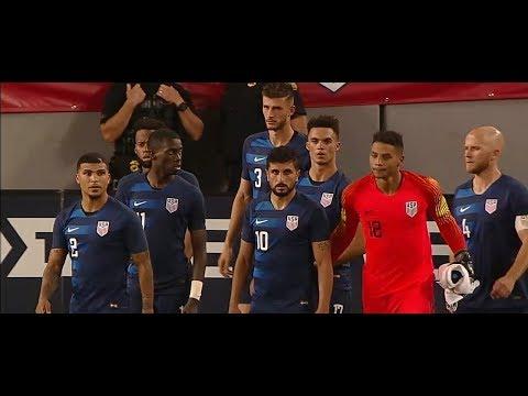 (3) USMNT vs Colombia 10.11.2018