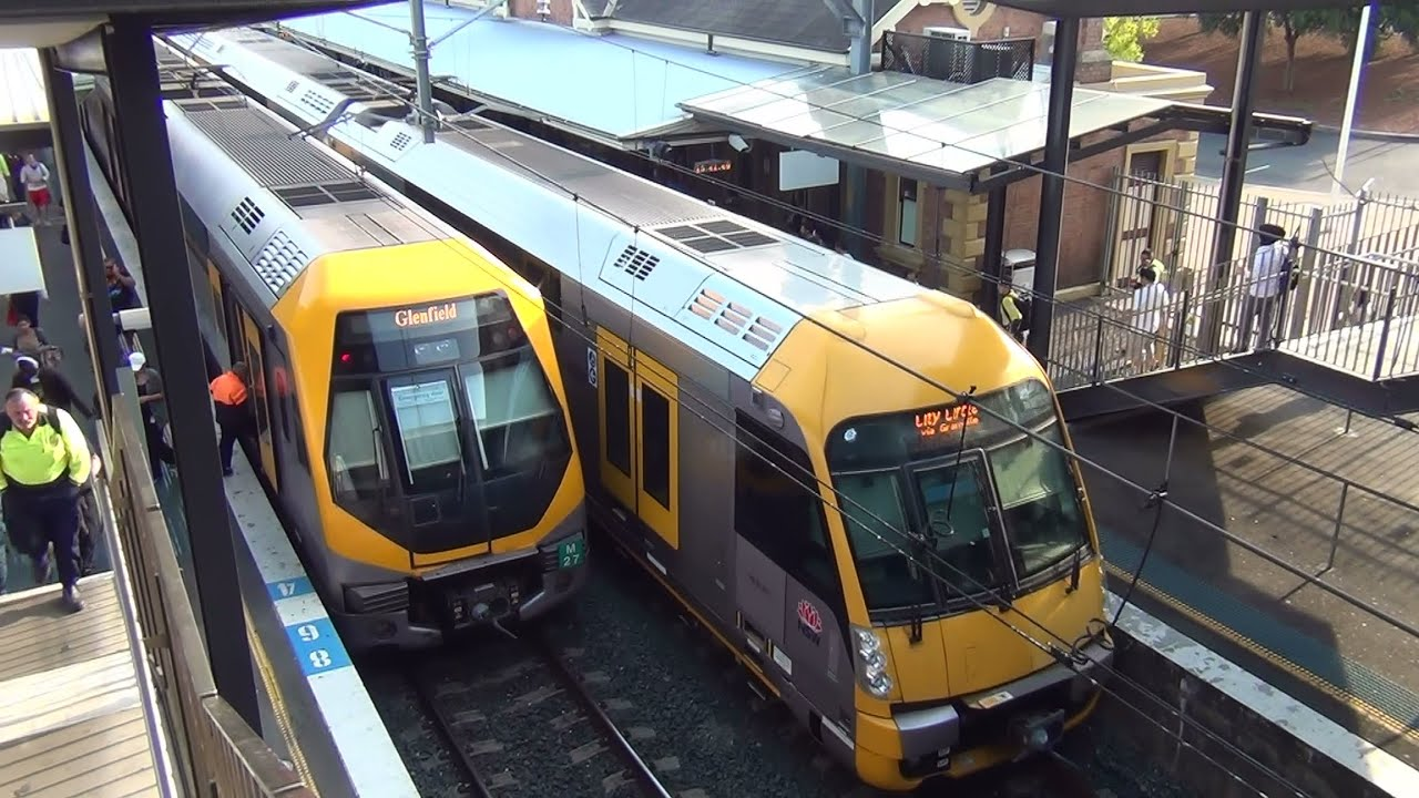 sydney trains - photo #11