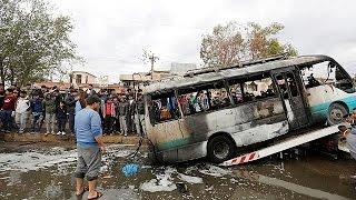 IŞİD'den Bağdat'ta bombalı saldırı: 32 kişi hayatını kaybetti