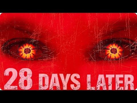 28 DAYS LATER Trailer & Kritik Review